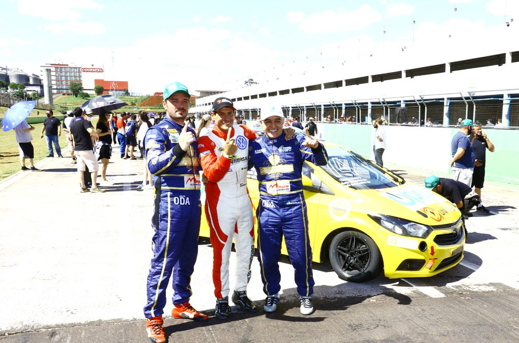 Thiago Klein, Odair e Beto Monteiro são os vencedores da Cascavel de Ouro
