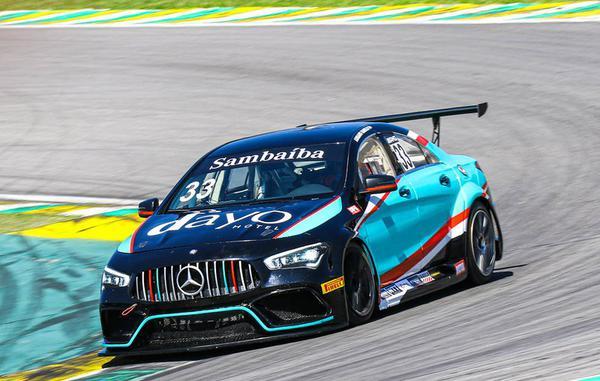 Adriano Rabelo está pronto para a decisão do do Mercedes-Benz Challenge