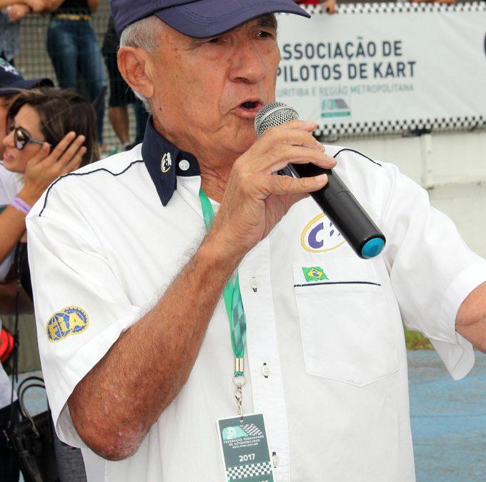 Morre Valmor Weiss, vice-presidente da Federação Paranaense de Automobilismo
