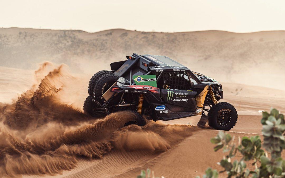 Brasileiros fazem o melhor tempo no prólogo do Rali Dakar na Arábia Saudita