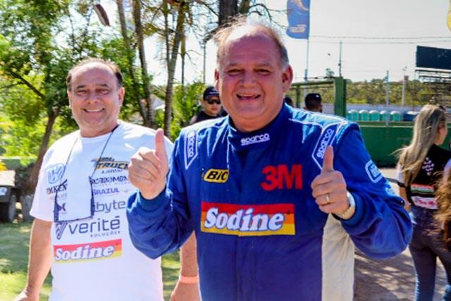Cearense Beto Pontes é campeão do Brasileiro de Turismo Nacional na categoria Sênior