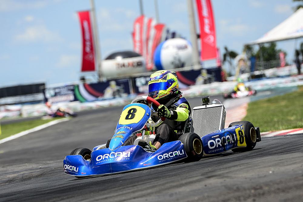 Ibiapina inicia a preparação para o Mundial de Kart