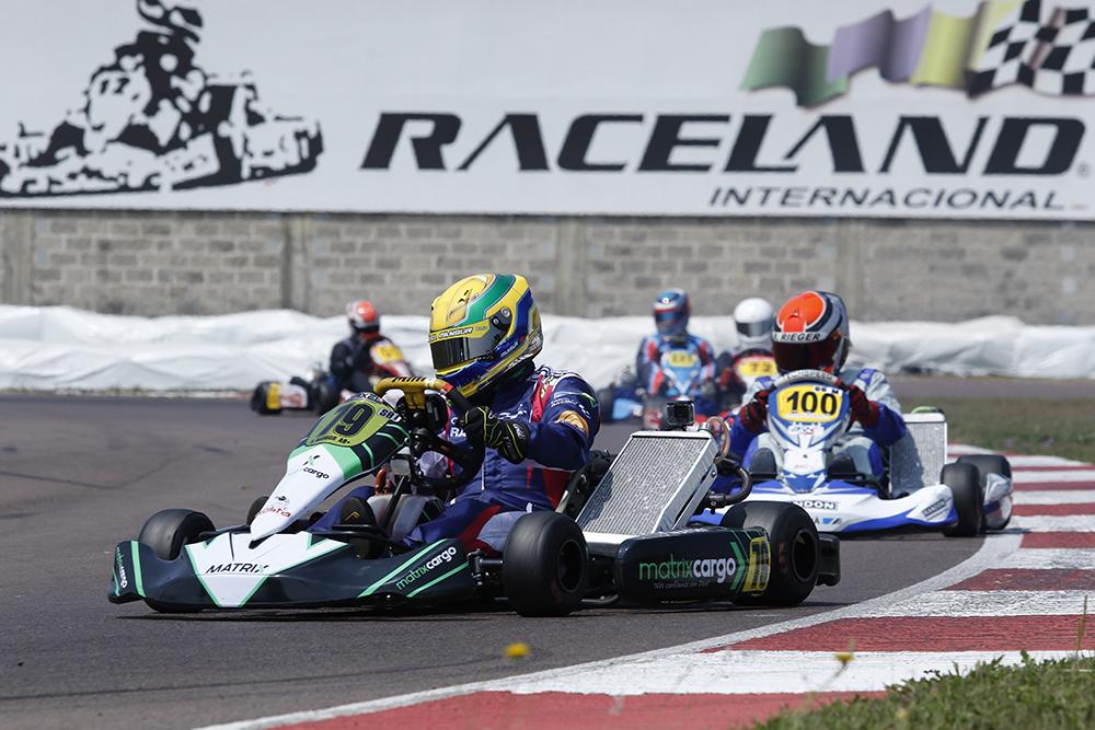 Abertura da Copa Super Paraná de Kart será sábado no Raceland