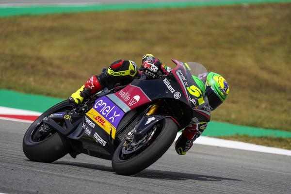 Granado mantém foco no título do Mundial de Moto-E