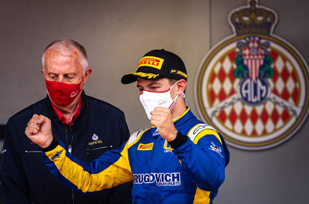 Animado após duplo pódio em Mônaco, Felipe Drugovich disputa a 3ª etapa da Fórmula 2 em Baku