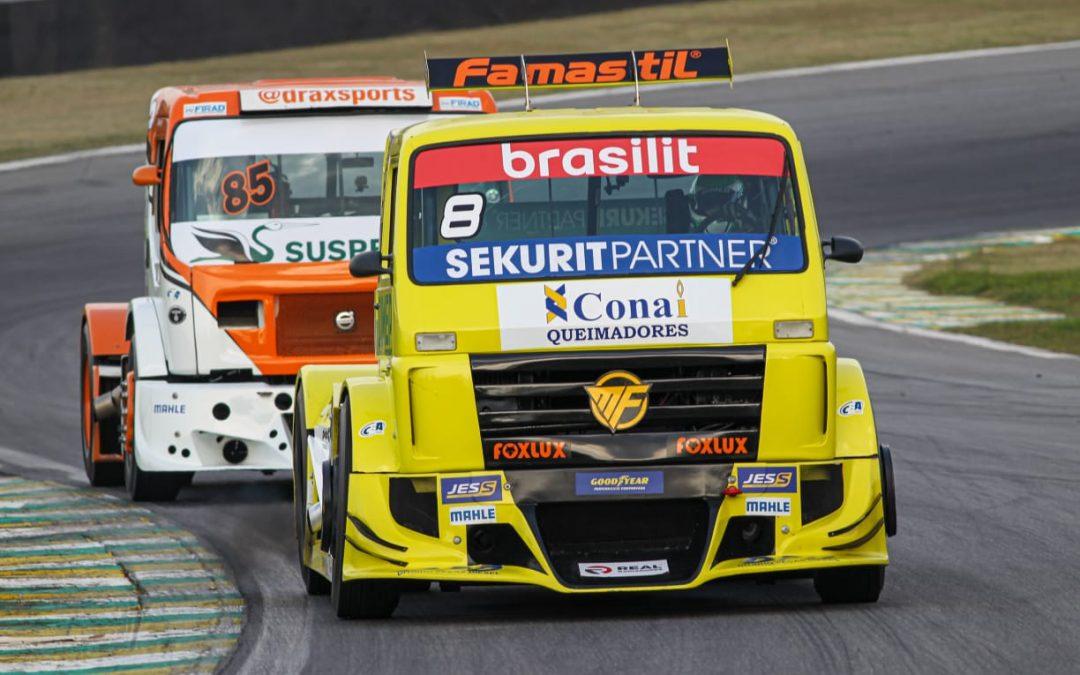 Rodrigo Pimenta começa bem a sua participação na 2ª etapa da Copa Truck