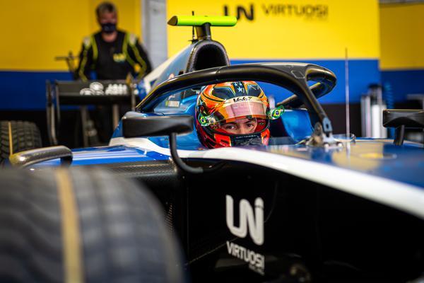 Felipe Drugovich volta a Silverstone para a disputar a 4ª etapa da Fórmula 2