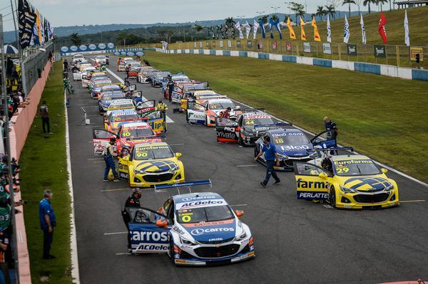 Stock Car antecipa a etapa de Curitiba