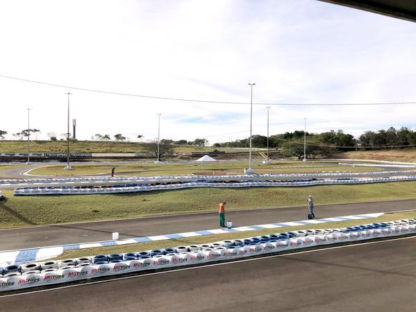 Copa Brasil de Kart tem início nesta quarta em Londrina