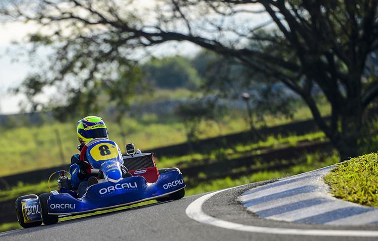 Ibiapina enfrenta duas semanas de competições pela Copa Brasil de Kart