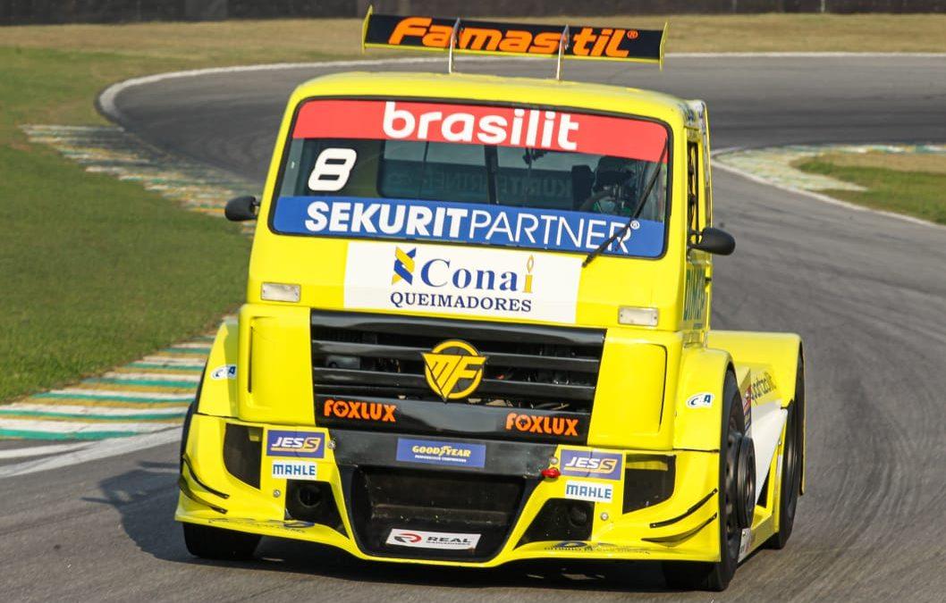 Rodrigo Pimenta está curioso para desafiar o Bacião com um caminhão