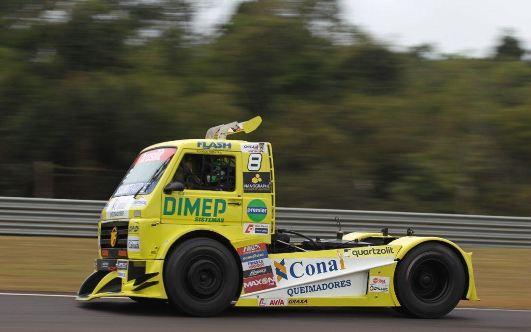 Rodrigo Pimenta acredita em boa prova na Copa Truck em Cascavel