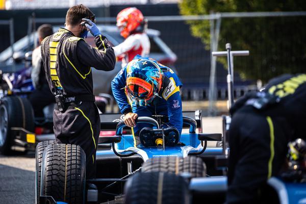 Drugovich aposta em domingo positivo após sábado difícil na Fórmula 2 em Monza