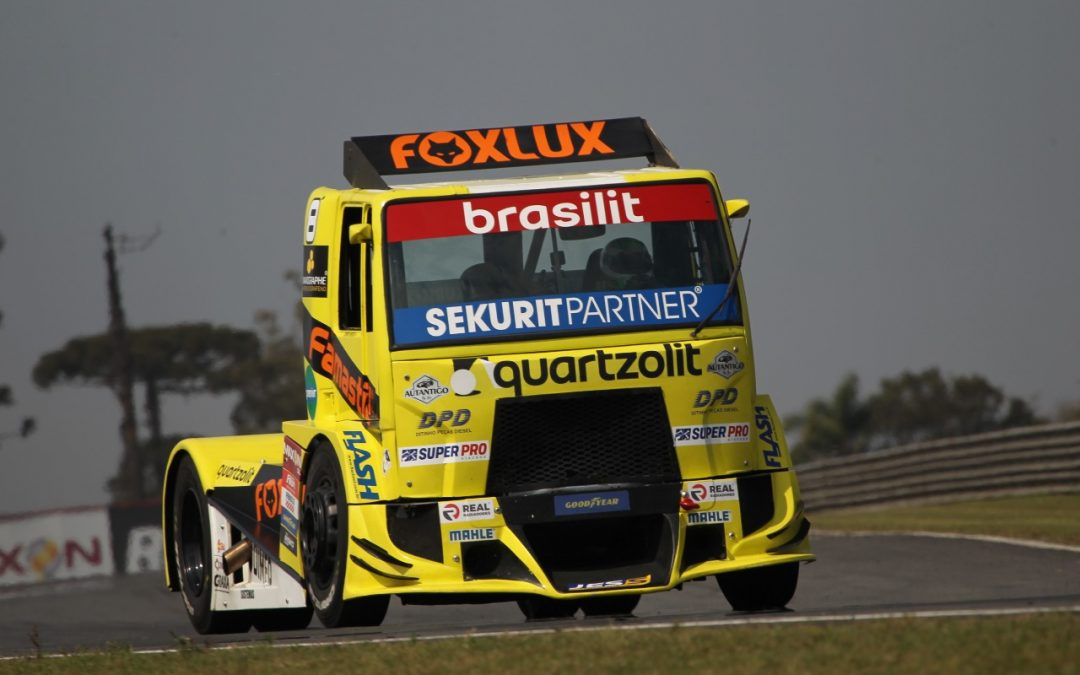 Com câmbio novo, Pimenta espera voltar marcar pontos na Copa Truck